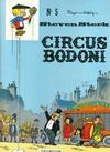 Cover for Steven Sterk (Dupuis, 1962 series) #5 - Circus Bodoni