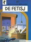 Cover for Steven Sterk (Dupuis, 1962 series) #7 - De fetisj