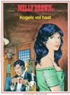 Cover for Melly Brown (De Spiegel, 1986 series) #2 - Kogels vol haat