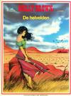Cover for Melly Brown (De Spiegel, 1986 series) #1 - De helvelden