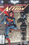 Cover for Action Comics (DC, 2011 series) #11 [Cully Hamner Cover]