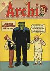 Cover for Archi (Editorial Novaro, 1956 series) #95