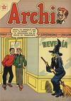 Cover for Archi (Editorial Novaro, 1956 series) #99
