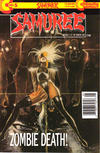 Cover for Samuree (Continuity, 1987 series) #5 [Newsstand]