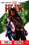 Cover for Red She-Hulk (Marvel, 2012 series) #58