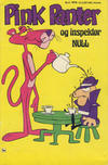 Cover for Pink Panter (Nordisk Forlag, 1974 series) #2/1976