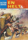 Cover for Action Serien (Atlantic Forlag, 1976 series) #7/1983