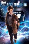Cover for Doctor Who (IDW, 2011 series) #9 [Cover B Photo Cover]