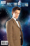 Cover for Doctor Who (IDW, 2011 series) #10 [Cover B Photo Cover]