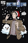Cover Thumbnail for Doctor Who (2011 series) #12 [Cover RI]