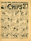 Cover for Illustrated Chips (Amalgamated Press, 1890 series) #1680