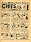 Cover for Illustrated Chips (Amalgamated Press, 1890 series) #1300