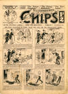 Cover for Illustrated Chips (Amalgamated Press, 1890 series) #1202