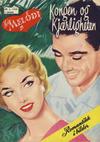 Cover for Min Melodi (Serieforlaget / Se-Bladene / Stabenfeldt, 1957 series) #5/1959