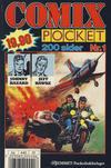 Cover for Comix pocket (Hjemmet / Egmont, 1990 series) #1