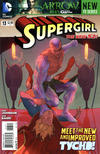 Cover for Supergirl (DC, 2011 series) #13