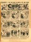 Cover for Illustrated Chips (Amalgamated Press, 1890 series) #2303