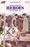 Cover Thumbnail for Custom: Triple A Baseball Heroes (2007 series) #2 [Buffalo Bisons variant]