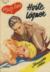 Cover for Min Melodi (Serieforlaget / Se-Bladene / Stabenfeldt, 1957 series) #2/1960