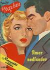 Cover for Min Melodi (Serieforlaget / Se-Bladene / Stabenfeldt, 1957 series) #12/1960