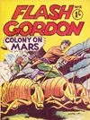 Cover for Flash Gordon (L. Miller & Son, 1962 series) #2