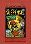 Cover for Marvel Masterworks: Atlas Era Tales of Suspense (Marvel, 2006 series) #4 [Regular Edition]