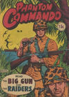 Cover for The Phantom Commando (Yaffa / Page, 1967 ? series) #16