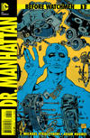Cover Thumbnail for Before Watchmen: Dr. Manhattan (2012 series) #1 [Paul Pope Variant]