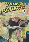Cover for Strange Adventures (K. G. Murray, 1954 series) #10