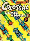 Cover for Colossal Comic Annual (K. G. Murray, 1956 series) #1