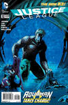 Cover Thumbnail for Justice League (2011 series) #12 [Aquaman Cover]