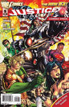 Cover for Justice League (DC, 2011 series) #5 [Combo-Pack]