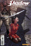 Cover for The Shadow (Dynamite Entertainment, 2012 series) #4 [Cover B - Howard Chaykin]
