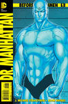 Cover Thumbnail for Before Watchmen: Dr. Manhattan (2012 series) #1 [Variant Cover by Jim Lee]