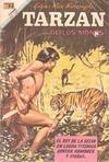 Cover for Tarzán (Editorial Novaro, 1951 series) #207