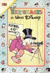 Cover for Variedades de Walt Disney (Editorial Novaro, 1967 series) #61
