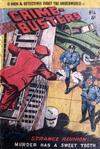 Cover for Crime-Busters (Horwitz, 1950 ? series) #4