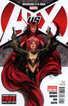 Cover Thumbnail for Avengers vs. X-Men (2012 series) #0 [2nd Printing Variant]