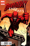 Cover Thumbnail for Daredevil: End of Days (2012 series) #1 [Variant Cover by Dale Keown]