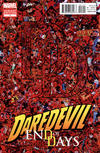 Cover Thumbnail for Daredevil: End of Days (2012 series) #1 [Mr. Garcin]