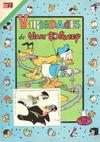 Cover for Variedades de Walt Disney (Editorial Novaro, 1967 series) #218