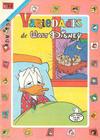 Cover for Variedades de Walt Disney (Editorial Novaro, 1967 series) #342