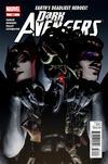 Cover for Dark Avengers (Marvel, 2012 series) #181