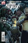 Cover for Dark Avengers (Marvel, 2012 series) #182