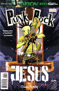Cover Thumbnail for Punk Rock Jesus (DC, 2012 series) #4