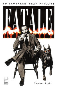 Cover Thumbnail for Fatale (Image, 2012 series) #8