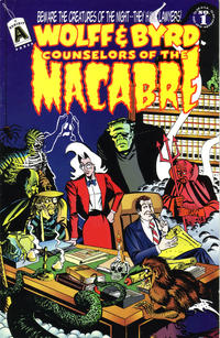 Cover Thumbnail for Wolff & Byrd, Counselors of the Macabre (Exhibit A Press, 1994 series) #1