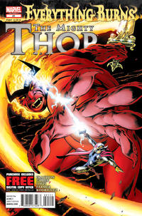 Cover Thumbnail for The Mighty Thor (Marvel, 2011 series) #21
