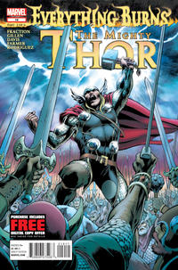 Cover Thumbnail for The Mighty Thor (Marvel, 2011 series) #19