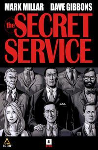 Cover Thumbnail for The Secret Service (Marvel, 2012 series) #4